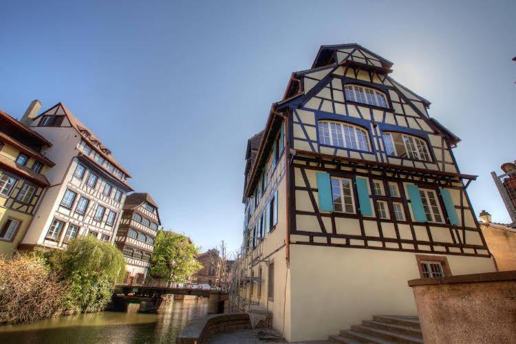 Pavillon R?gent Petite France - France - Strasbourg