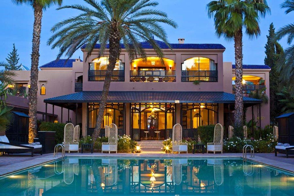 PALAIS DE LO - Morocco - Marrakech