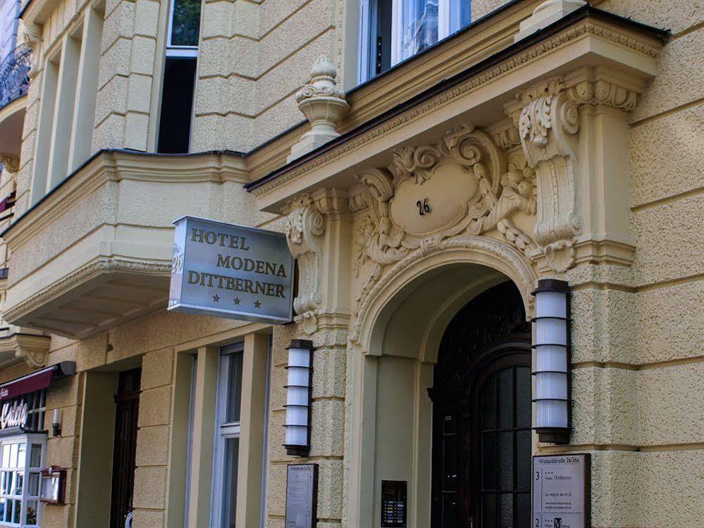 HOTEL-PENSION DITTBERNER - Germany - Berlin