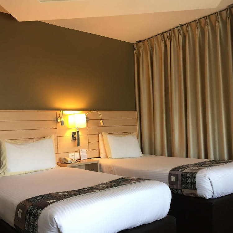 CRYSTAL HOTEL - Jordan - Amman