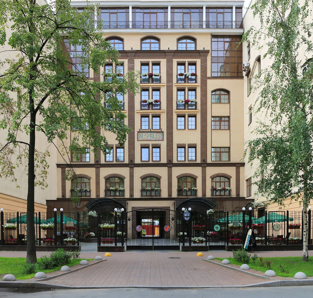 Nas Hotel - Russian Federation - St. Petersburg