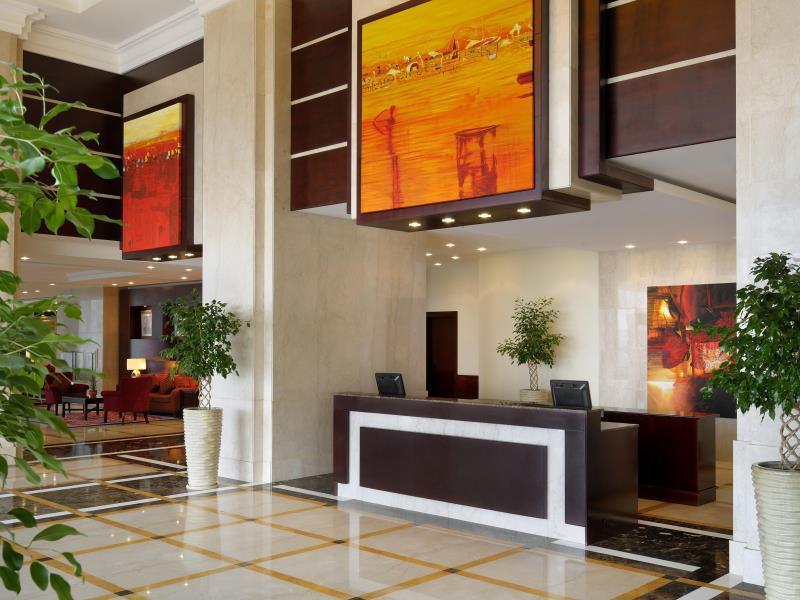 Marriott Executive Apartments Manama - Bahrain - Manama