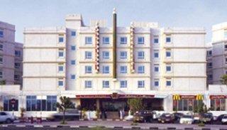 Al Bustan Centre & Residence - United Arab Emirates - Dubai