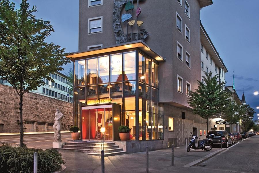 HOTEL DU THEATRE - Switzerland - Zurich
