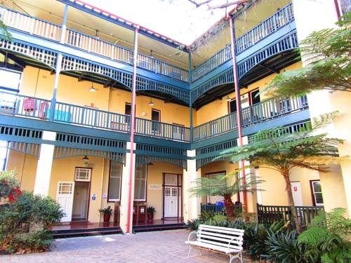Mary MacKillop Place - Australia - Sydney