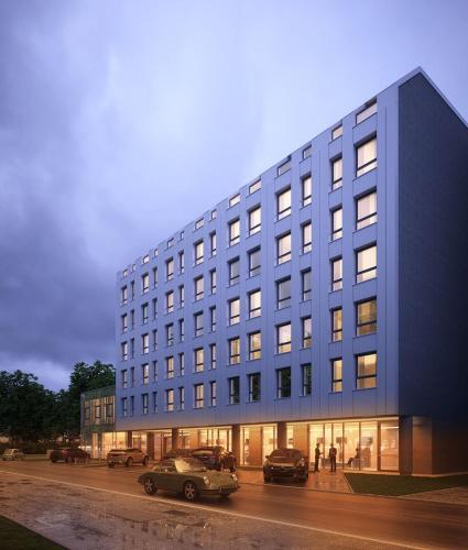 Hotel Arche Geologiczna - Poland - Warsaw