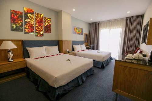 Blue Sky Hotel - Vietnam - Ho Chi Minh City