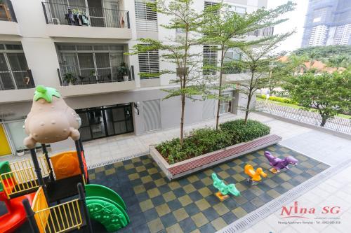 NinaSg Condotel & Apart Near SECC - Vietnam - Ho Chi Minh City