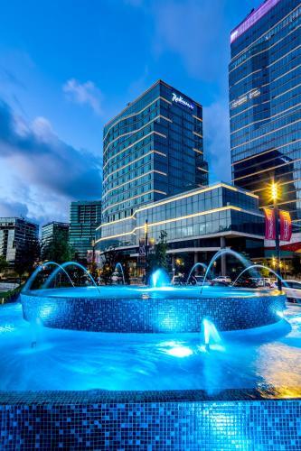 Radisson Blu Hotel Vadistanbul - Turkey - Istanbul