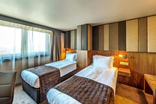 All Seasons Residence Hotel - Bulgaria - Sofia
