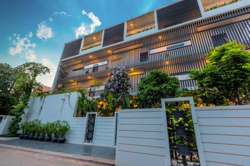 Secondfold Residence - Cambodia - Siem Reap