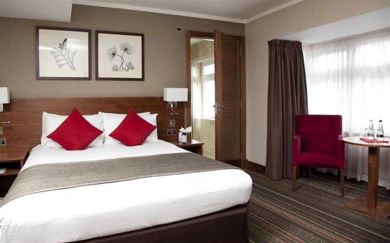 Best Western Palm Hotel - United Kingdom - London