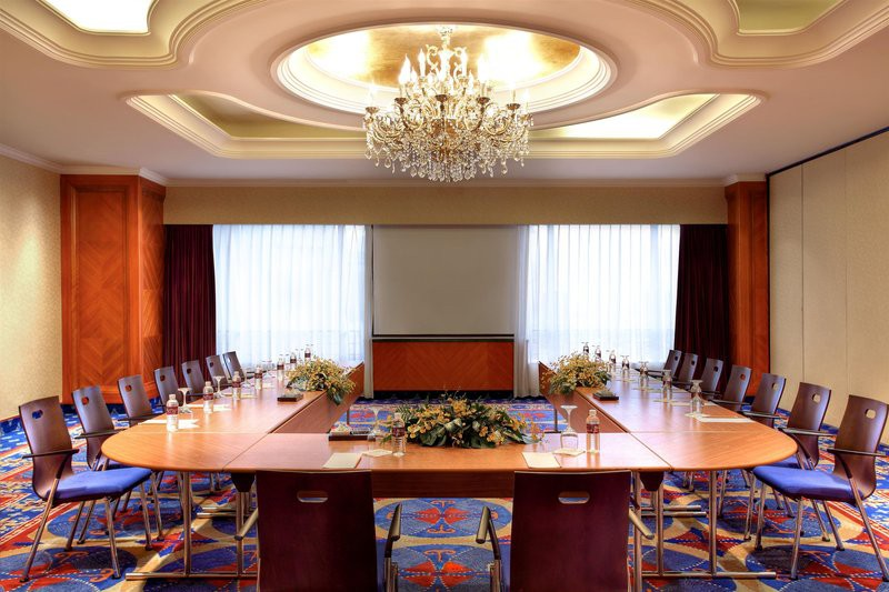 Hongqiao Jin Jiang Hotel Shanghai (Ex. Sheraton) - China - Shanghai