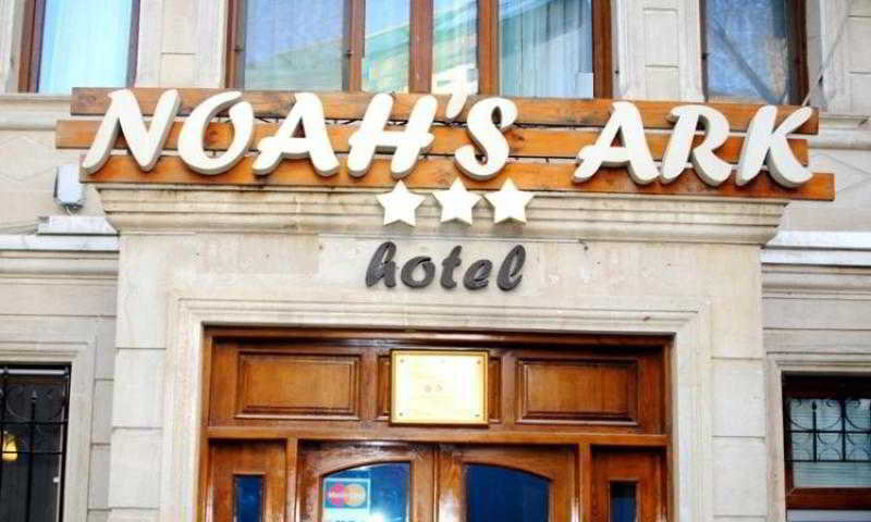 Noahs Akk - Azerbaijan - Baku