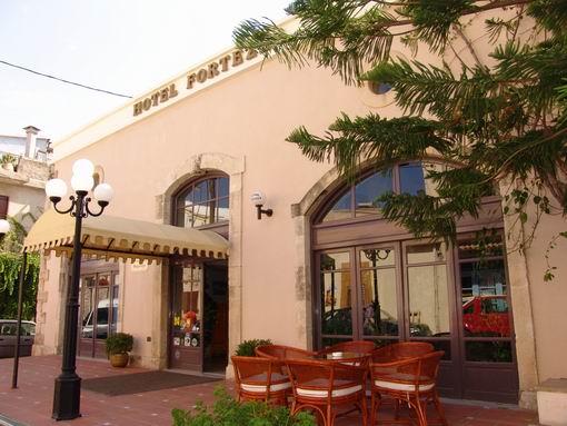 Fortezza Hotel - Greece - Crete