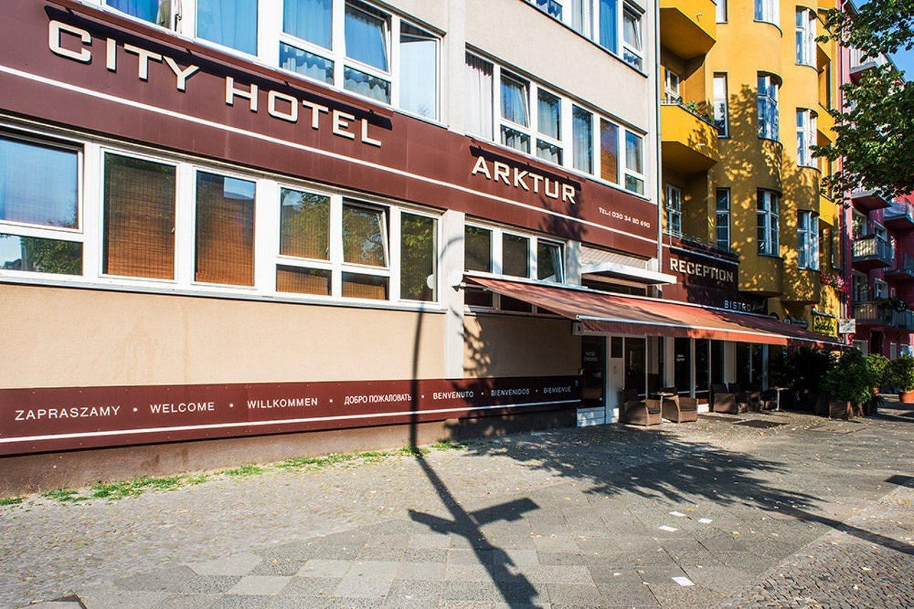 Arktur City Hotel - Germany - Berlin