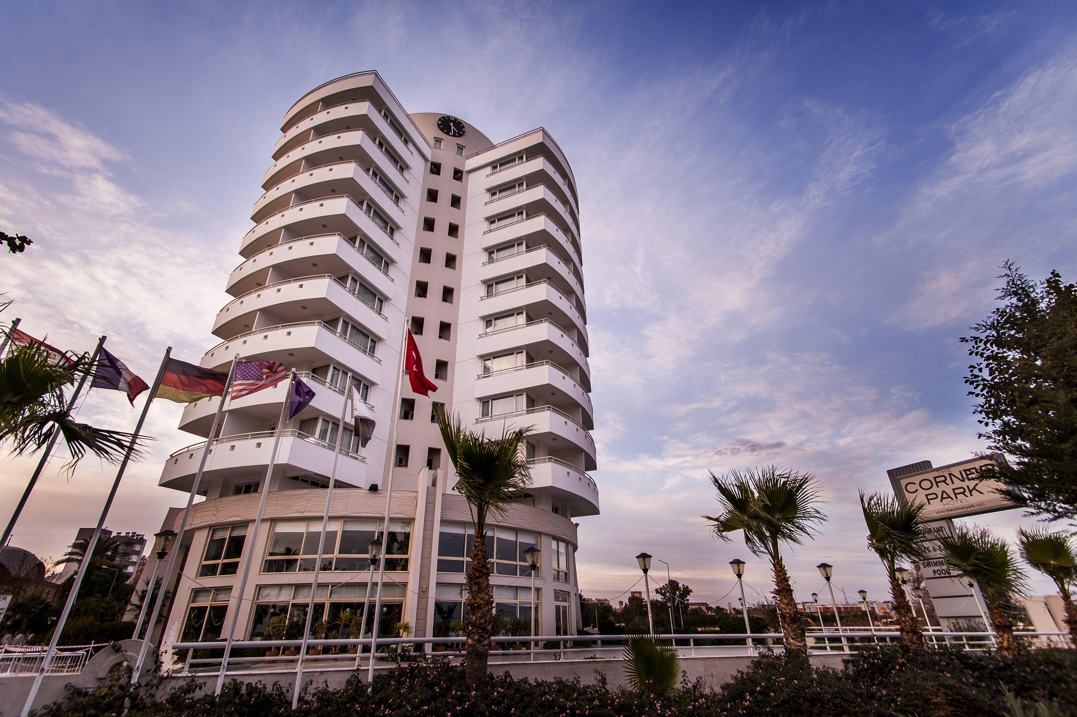 The Corner Park hotel - Turkey - Antalya
