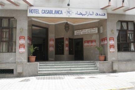 Casablanca Hotel - Morocco - Casablanca