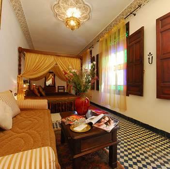 Riad dar Chrifa - Morocco - Fez