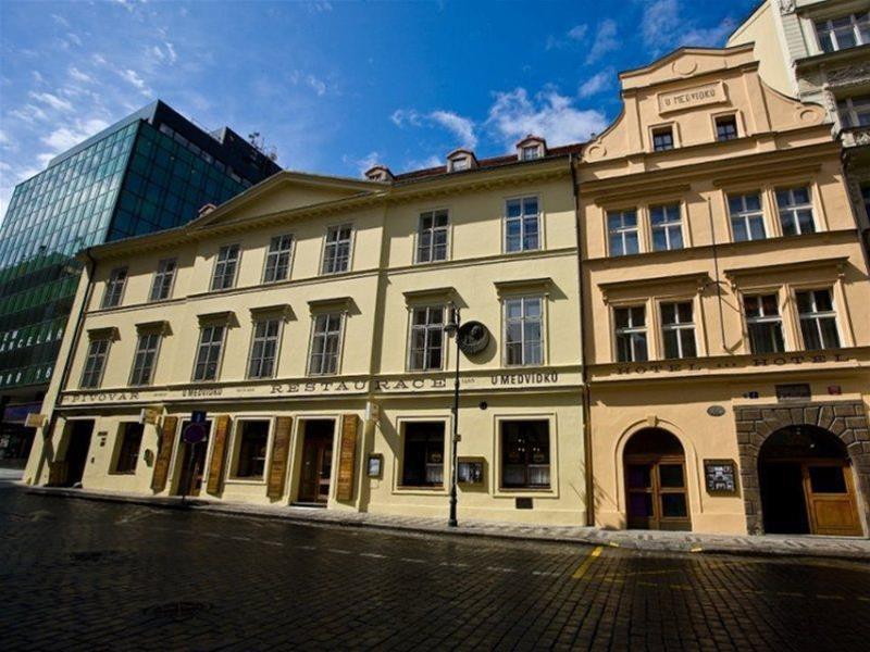 U MEDVIDKU - BREWERY - Czech Republic - Prague