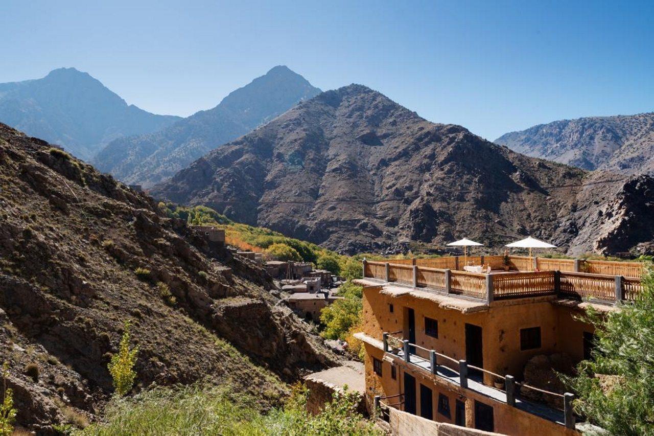 LE VILLAGE DE TOUBKAL & SPA - Morocco - Marrakech