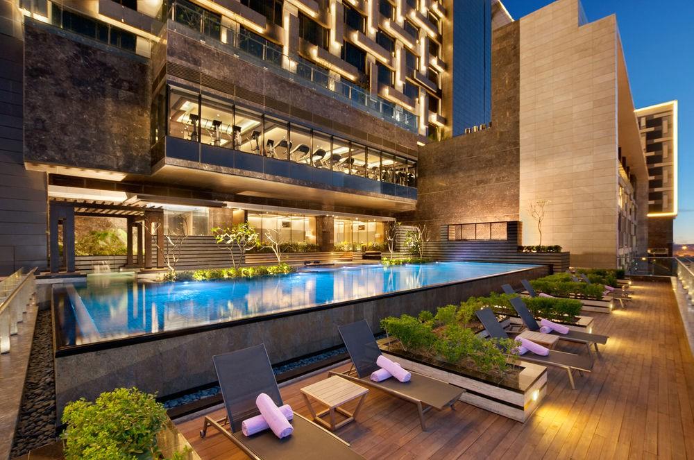 The Leela Ambience Convention Hotel Delhi - India - New Delhi