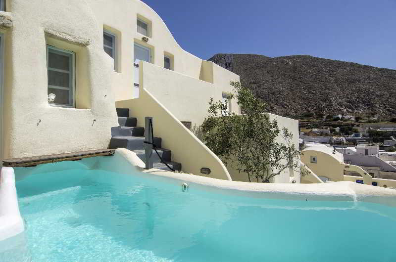 TIMEDROPS MONUMENTAL HOUSES - Greece - Santorini