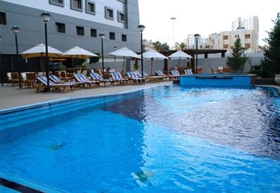 Geneva Hotel Amman - Jordan - Amman