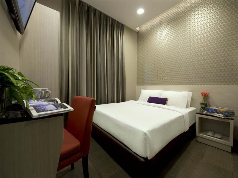 V Hotel Bencoolen (Superior/ Room Only) - Singapore - Singapore