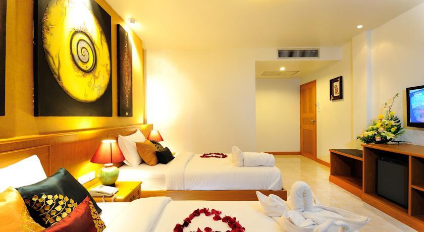 Tanawan Phuket Hotel - Thailand - Phuket