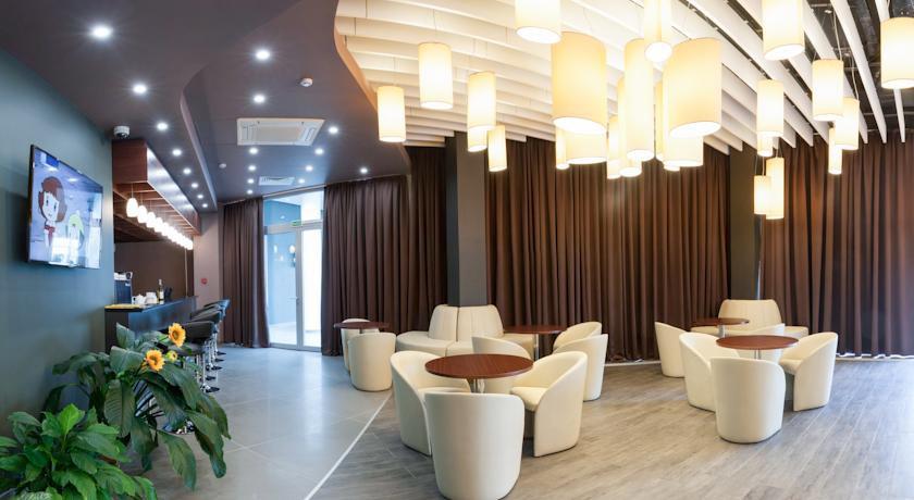 Slavyanskaya Hotel - Belarus - Minsk