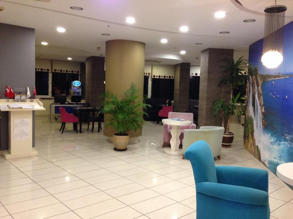 TOURIST HOTEL - Turkey - Antalya