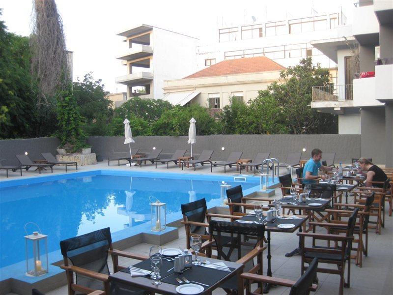 Ampitryon Hotel - Greece - Rhodes