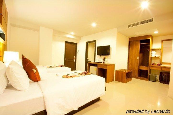 Gu Hotel Patong (Ex. We Hotel At Sansabai) - Thailand - Phuket