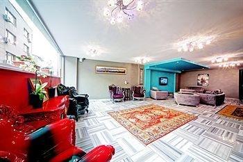 MERIDIANI HOTEL - Turkey - Istanbul