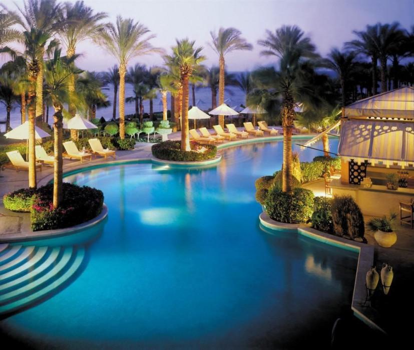 Four Seasons Resort - Egypt - Sharm El Sheikh