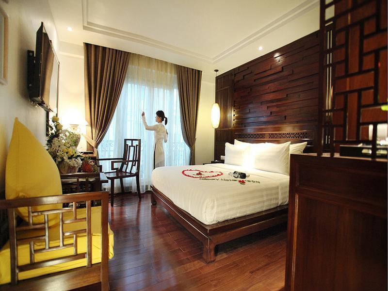 Palmy Hotel And Spa - Vietnam - Hanoi and North