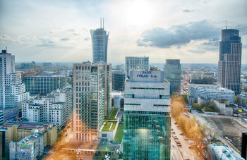 Leonardo Royal Hotel Warsaw (ex. Jm Warsaw Center) - Poland - Warsaw