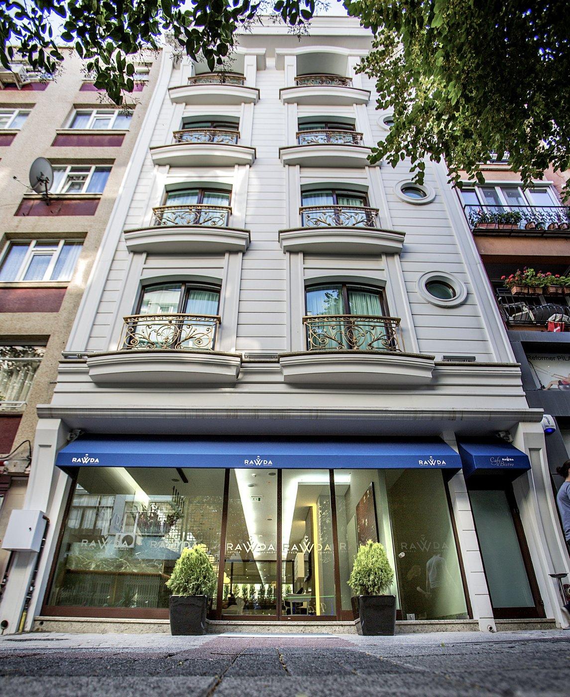 Rawda Hotel Bakirkoy - Turkey - Istanbul